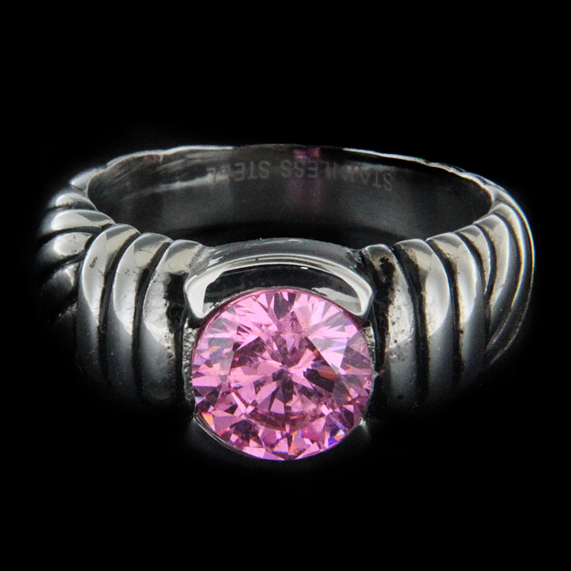 Nerezový prsten