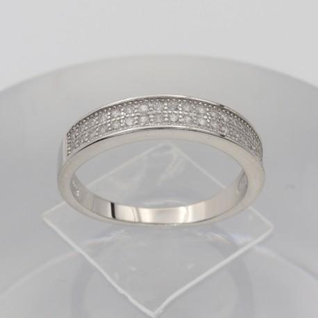 Stříbrný prsten